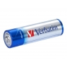 Pila Alcalina Verbatim Tipo AA LR6 Pack 4