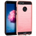 Funda Movil Back Cover HT Aluminio Pink para Huawei P Smart FIG-LX1