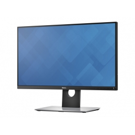 "Monitor Dell 25"" QHD UP2516D 2560X1440 6ms 2Xhdmi DP Minidp Piv / Reg Black/Silver"