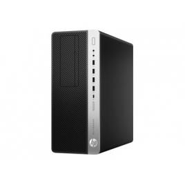 Ordenador HP Elitedesk 800 G4 MT CI7 8700 16GB 512GB SSD Dvdrw W10P
