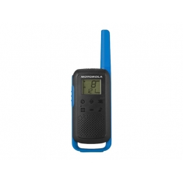 Walkie Motorola Twin Talkre T62 Blue Pack 2UD