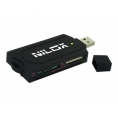 Lector Memorias Nilox 20 EN 1 USB