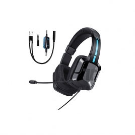 Auricular + MIC Tritton Kama+ Xbox One/Ps4/Pc Black/Blue