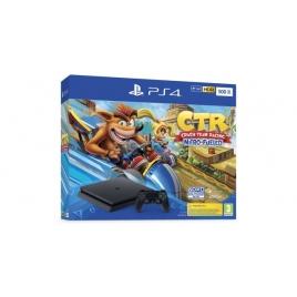 Consola Sony PS4 Slim 1TB 2 Mandos + Crash Team Racing
