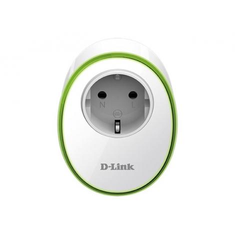 Enchufe Inteligente D-LINK Smartplug Mydlink Home WIFI White