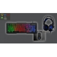 Pack Gaming G-LAB Combo Xenon Teclado + Mouse + Auriculares + Alfombrilla G Data
