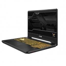 """Portatil Asus TUF Gaming FX505GE-ES320 CI7 8750U 16GB 1TB + 256GB SSD GTX1050 4GB 15.6"""" FHD Freedos Black"""