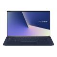 """Portatil Asus Zenbook UX433FN-A5021T CI7 8565U 16GB 512GB SSD MX150 2GB 14"""" FHD W10 Blue"""