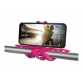 Soporte Selfie Celly Flexible Squiddy Pink