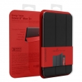 """Funda Tablet Energy Cover MAX 3 8"""" Black/Red"""