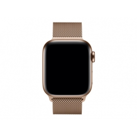Correa Apple 40MM Milanese Loop Gold