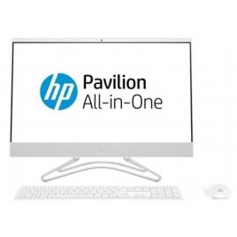 """Ordenador ALL IN ONE HP 24-F0341NS CI3 8130U 8GB 1TB 23.8"""" FHD Dvdrw W10 White"""