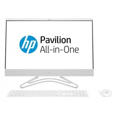 "Ordenador ALL IN ONE HP 24-F0341NS CI3 8130U 8GB 1TB 23.8"" FHD Dvdrw W10 White"