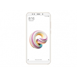 "Smartphone Xiaomi Redmi Note 5 5.99"" OC 64GB 4GB 4G Android 7.1 Gold"