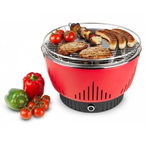 Parrilla Carbon Medion MD17700 con Ventilacion Activa red
