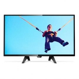 """Television Philips 32"""" LED 32PHT5302 1366X768 HD Smart TV Black"""