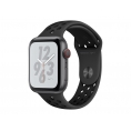 Apple Watch Nike+ Serie 4 GPS + 4G 44MM Space Grey Aluminium + Correa Nike Sport Anthracite/Black