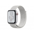 Apple Watch Nike+ Serie 4 GPS 40MM Silver Aluminium + Correa Nike Sport Loop Summit White