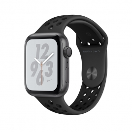 Apple Watch Nike+ Serie 4 GPS 44MM Space Grey Aluminium + Correa Nike Sport Anthracite/Black