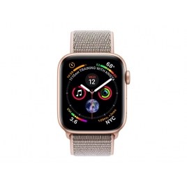 Apple Watch Serie 4 GPS + 4G 40MM Gold Aluminium + Correa Sport Loop Pink Sand