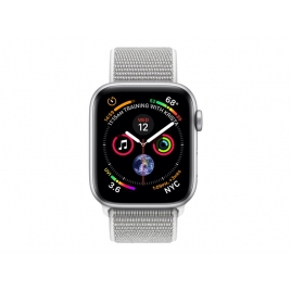 Apple Watch Serie 4 GPS + 4G 44MM Silver Aluminium + Correa Sport Loop Seashell