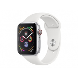 Apple Watch Serie 4 GPS 40MM Silver Aluminium + Correa Sport White