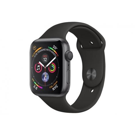 Apple Watch Serie 4 GPS 40MM Space Grey Aluminium + Correa Sport Black