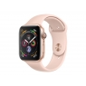 Apple Watch Serie 4 GPS 44MM Gold Aluminium + Correa Sport Pink Sand
