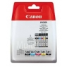 Cartucho Canon PGI-580/CLI-581 Bk/Cmyk Multi BL Pack 5 Ts615x/Ts815x/Ts915x/Tr755x/Tr855x