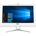 "Ordenador ALL IN ONE Tactil Msi PRO 20Xets 7M 043XEU CI3 7100 4GB 128GB SSD 19.5"" HD Freedos White"