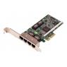 Tarjeta red Broadcom 5719 PCI-E 4X 10/100/1000 LP