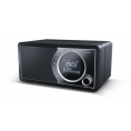 Radio Despertador Sharp DR-450 LCD Display Black