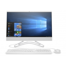 "Ordenador ALL IN ONE HP 24-F0010NS CI3 8130U 8GB 256GB SSD 23.8"" FHD W10 White"