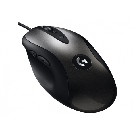Mouse Logitech Gaming MX518 USB Black
