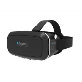 Gafas Coolbox VR3D-01 VR 3D Realidad Virtual