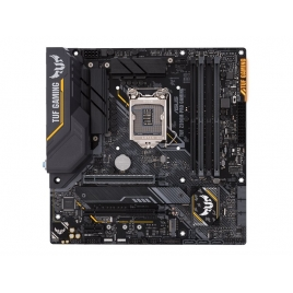 Placa Base Asus Intel TUF Z390M-PRO Socket 1151 Matx Grafica DDR4 M.2 Glan USB 3.1