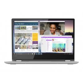"""Portatil 360 Lenovo Yoga 530-14IKB CI5 8250U 8GB 256GB SSD 14"""" HD Tactil W10 Silver"""
