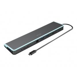 Puerto Replicador Portatil I-TEC USB-C HDMI RJ45 3Xusb SD