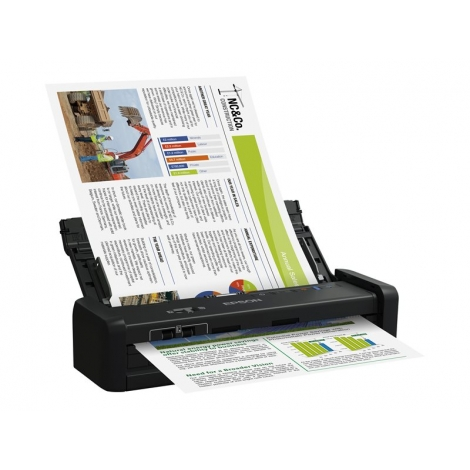 Scanner Epson Workforce DS-360W A4 USB WIFI