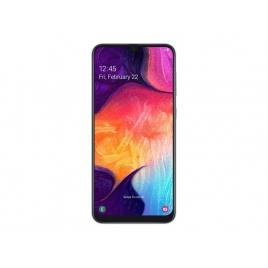 """Smartphone Samsung Galaxy A50 6.4"""" OC 128GB 4GB 4G Android 9.0 Black"""