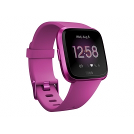 Smartwatch Fitbit Versa Edicion Lite Mulberry