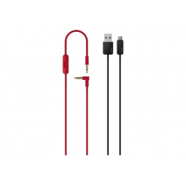 Auricular Apple Beats Studio3 Wireless OVER-EAR Black/Red