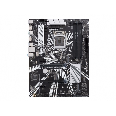 Placa Base Asus Intel Prime Z390-P 1151 ATX Grafica DDR4 Glan USB 3.1
