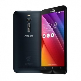 "Smartphone Asus Zenfone 2 5.5"" QC 32GB 4GB 4G Android 5 Black"