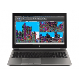 "Portatil HP Zbook 15 G5 CI9 8950HK 16GB 512GB SSD Quadro P2000 4GB 15.6"" FHD W10P"