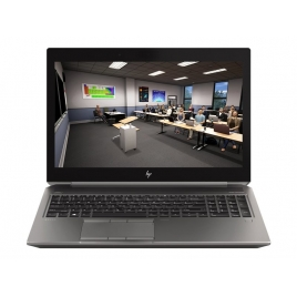 "Portatil HP Zbook 15 G6 CI9 9880H 32GB 512GB SSD Quadro RTX 3000 6GB 15.6"" FHD W10P"
