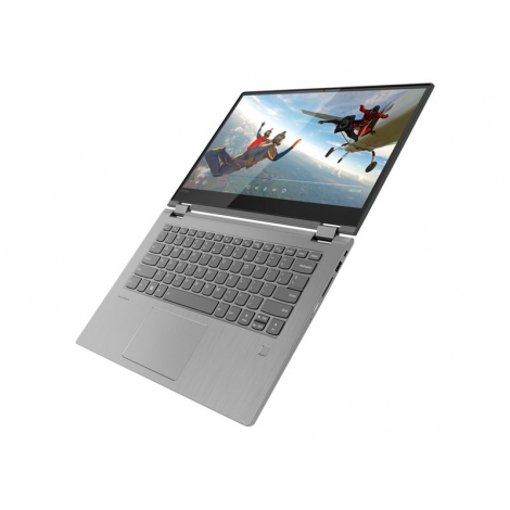 "Portatil 360 Lenovo Yoga 530-14ARR Ryzen 5 2500U 8GB 256GB SSD 14"" HD Tactil W10 Grey"