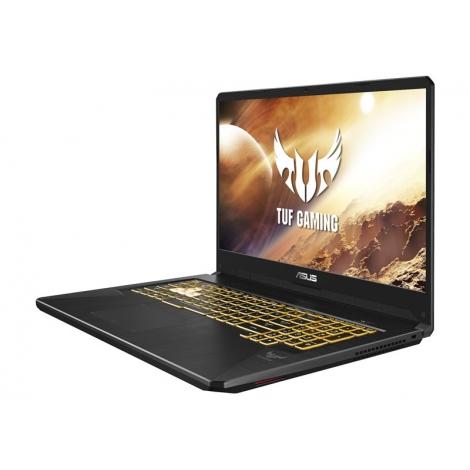 """Portatil Asus TUF Gaming FX705DD-AU017 Ryzen 7 3750H 8GB 512GB SSD GTX1550 3GB 17.3"""" FHD Freedos"""