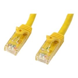 Cable Startech red RJ45 CAT 6 1M Yellow