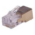 Conector Axis RJ12 Apantallado Pack 10U